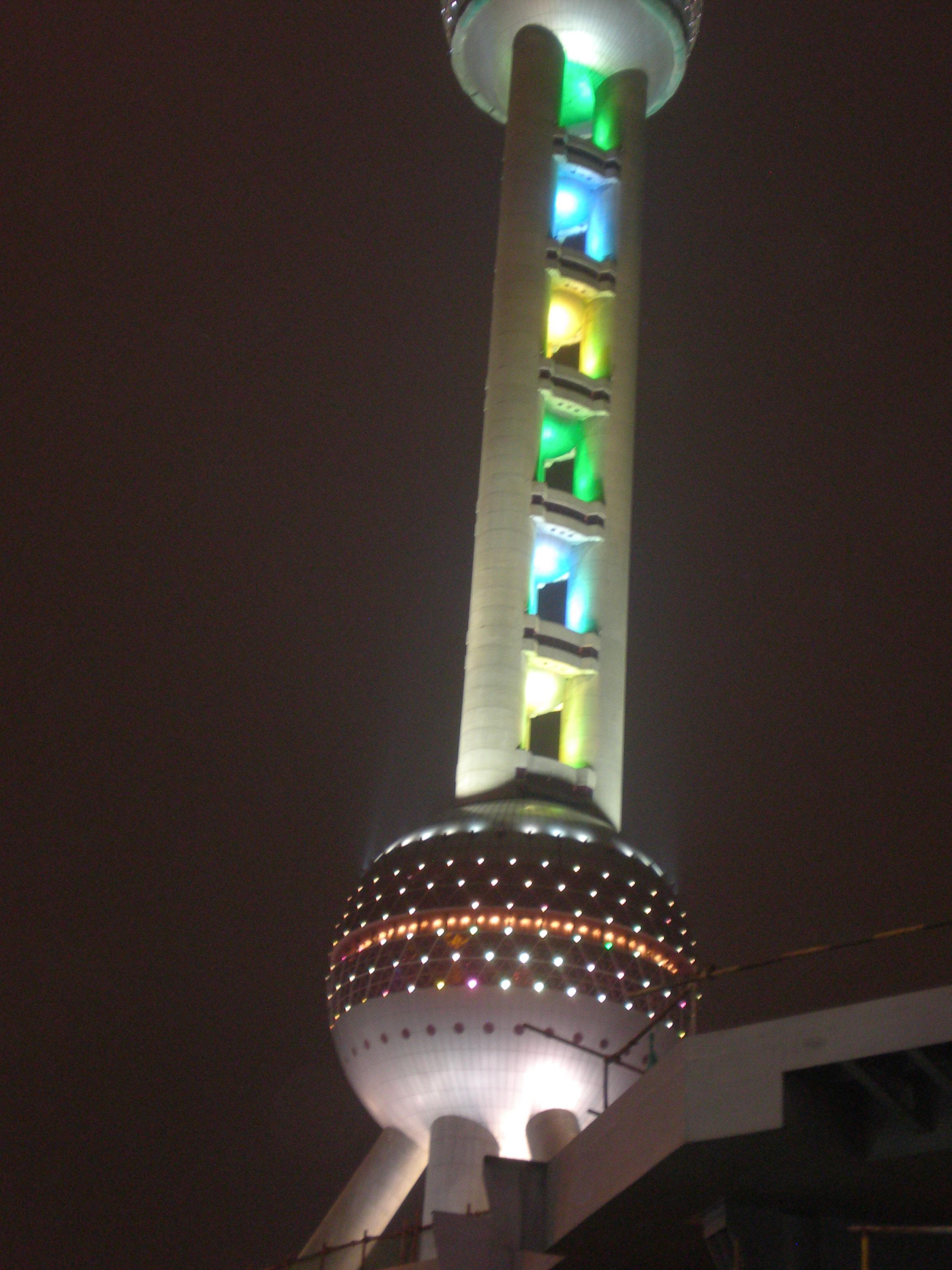200902 東方明珠電視塔