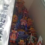 20090522 櫛田神社にて